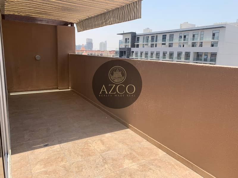 2 Spacious Unfurnished 1bhk with Massive Terrace !! Call Now For Viewing
