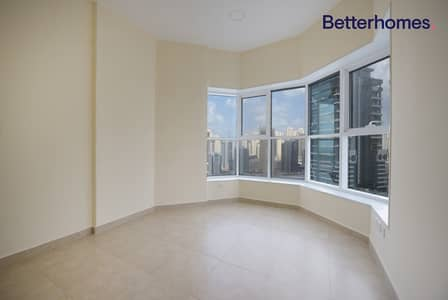 Studio for Sale in Jumeirah Lake Towers (JLT), Dubai - Rented | High Floor | Unfurnished | SZR View
