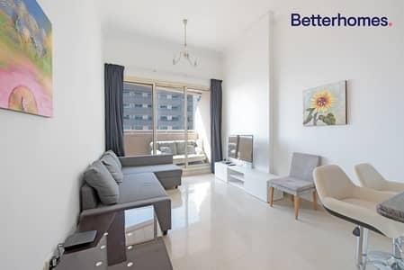 فلیٹ 1 غرفة نوم للبيع في دبي مارينا، دبي - Furnished | Vacant | Mid Floor | Well Maintained