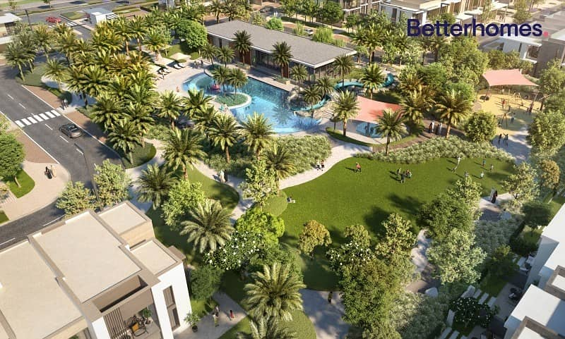 11 Off Plan | 4 BR Townhouse | Arabian Ranches 3