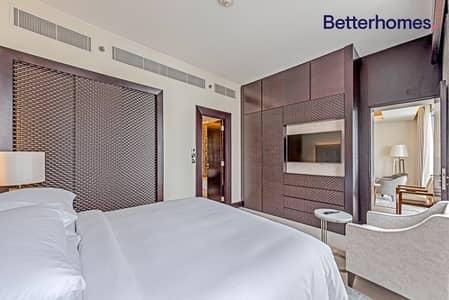 شقة 1 غرفة نوم للايجار في وسط مدينة دبي، دبي - Largest Layout   High Floor I All Included
