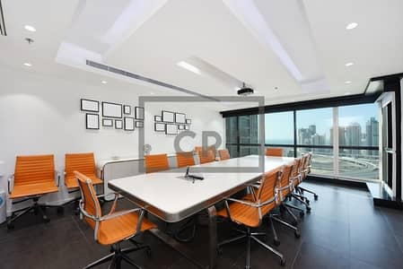Office for Sale in Jumeirah Lake Towers (JLT), Dubai - Executive  fully furnished Office | High Quality Finish