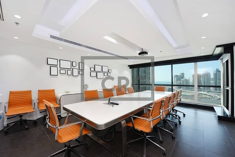 2 Executive  fully furnished Office   High Quality Finish