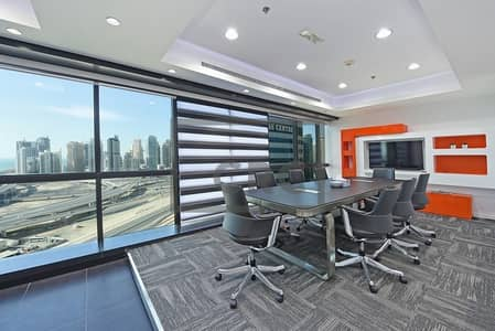 Fully Furnished Executive Office|Prime Location
