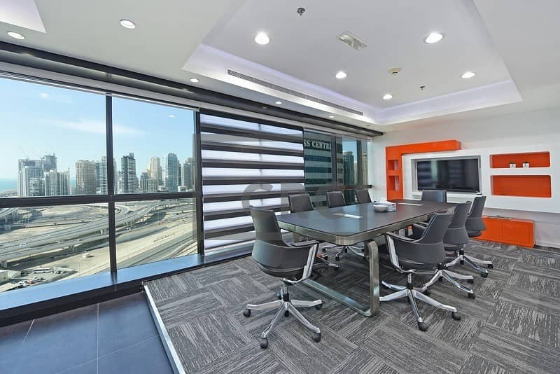 1 Fully Furnished Executive Office|Prime Location