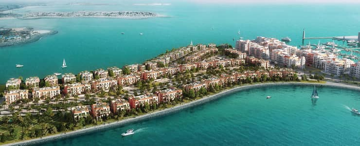 5 Bedroom Villa for Sale in Jumeirah, Dubai - Full Sea View | Free Hold | No Pay Commission
