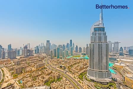 6 Bedroom Penthouse for Rent in Downtown Dubai, Dubai - PANORAMIC VIEWS | ONE OF A KIND | VACANT