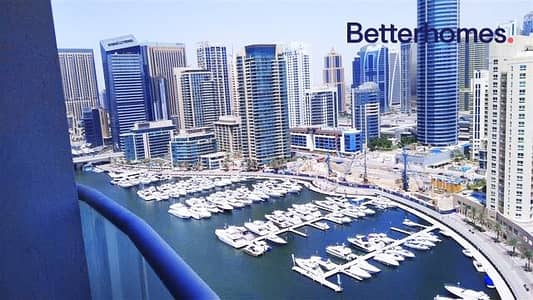 3 Bedroom Flat for Sale in Dubai Marina, Dubai - Marina View | Mid floor  | Ready Income