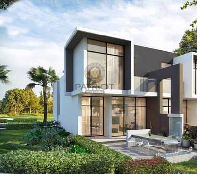 تاون هاوس 3 غرف نوم للبيع في داماك هيلز (أكويا من داماك)، دبي - Desirable villas in an international golf community