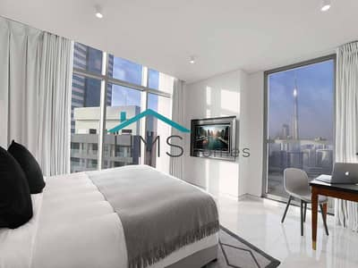 بنتهاوس 3 غرف نوم للايجار في الخليج التجاري، دبي - Bright & Spacious | All bills inc