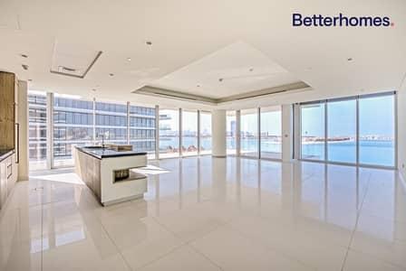 3 Bedroom Apartment for Sale in Palm Jumeirah, Dubai - Resale | High Floor | Panoramic Sea View