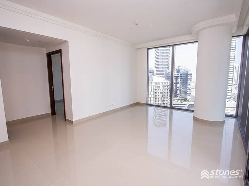 2 Exquisite Living Downtown with direct access to Dubai Mall