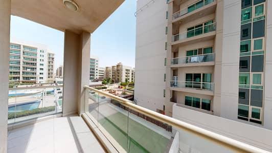 شقة 2 غرفة نوم للايجار في الروضة، دبي - Kitchen appliances   Chiller free   Rent online