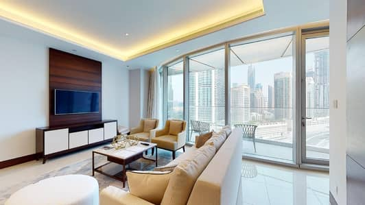Furnished apartment | Infinity pool | 12 payments