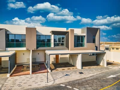 3 Bedroom Townhouse for Rent in Wasl Gate, Dubai - Brand new | Pets allowed | Chiller free