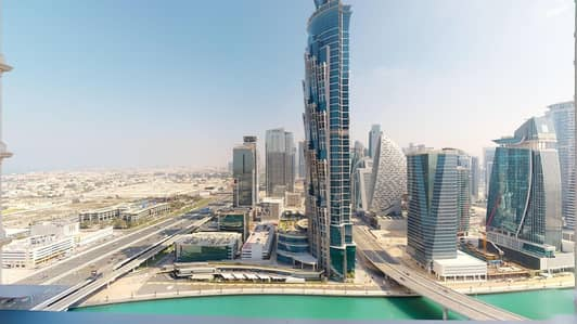 3 Bedroom Apartment for Rent in Business Bay, Dubai - Monthly payments | Balcony | Rent online