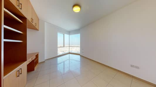 فلیٹ 3 غرف نوم للايجار في شارع الشيخ زايد، دبي - Semi-furnished   Access to hotel facilities   12 payments