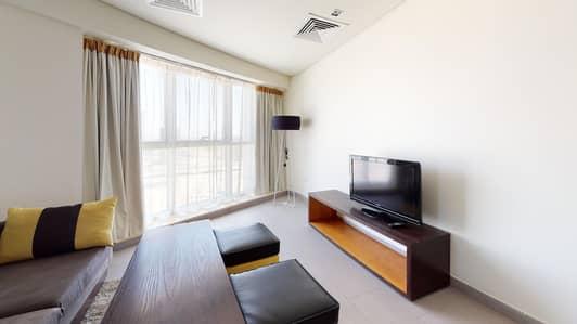 شقة 1 غرفة نوم للايجار في مدينة دبي الرياضية، دبي - Stadium views | Furnished | Contactless tours