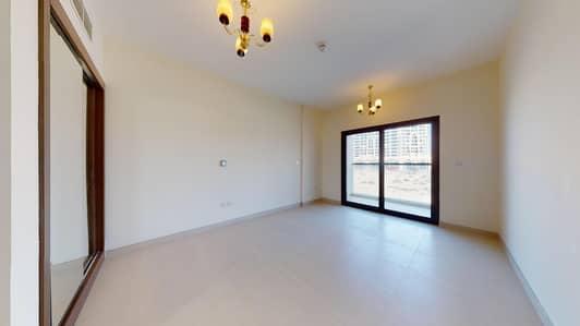 استوديو  للايجار في مجمع دبي ريزيدنس، دبي - Studio apartment | Pet-friendly living | Chiller free
