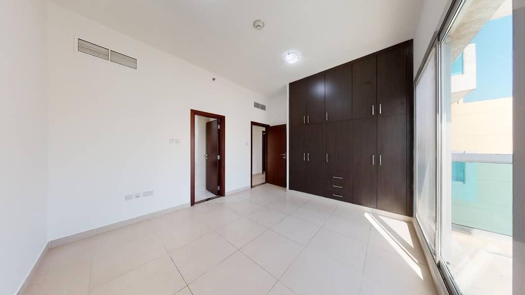 Free maintenance | Maid's room | 2 balconies