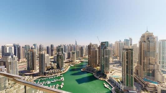 High floor    Marina views   Contactless tours