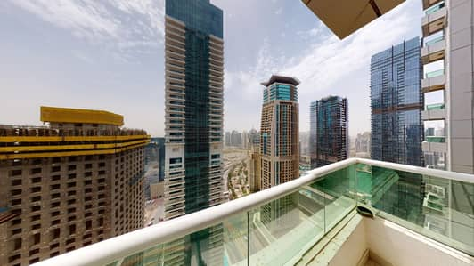 2 Bedroom Apartment for Rent in Dubai Marina, Dubai - Pay monthly | Furnished | Chiller free
