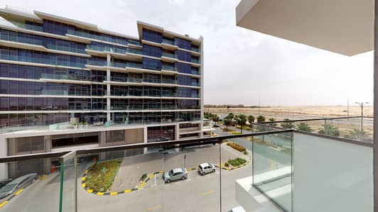 استوديو  للايجار في داماك هيلز (أكويا من داماك)، دبي - Pool Access   1 Month Free   Monthly Payments