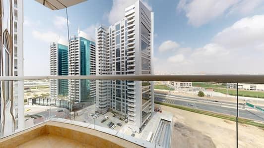 فلیٹ 1 غرفة نوم للايجار في برشا هايتس (تيكوم)، دبي - 12 payments | Kitchen appliances | Rent online