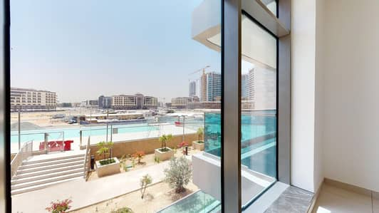 1 Bedroom Apartment for Rent in Arjan, Dubai - Pool View | Close to Transport | Brand New