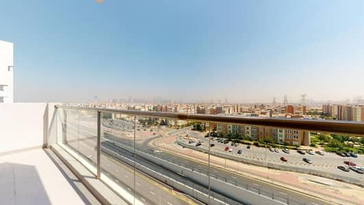 شقة فندقية 1 غرفة نوم للايجار في الفرجان، دبي - Pay monthly | No penalty contract | Rent online