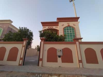 5 Bedroom Villa for Rent in Al Mowaihat, Ajman - VILLA FOR RENT 5 BEDROOM HALL MAJLIS WITHOUT AC BIG HOSH IN AL  MOWAIHAT 2 AJMAN