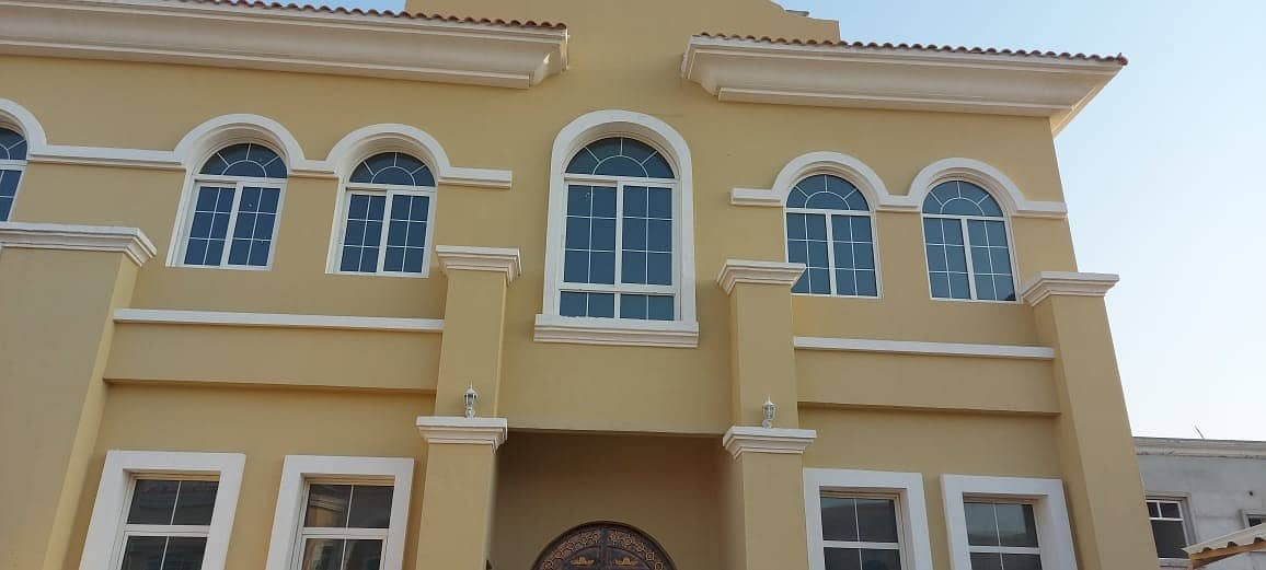 BRAND NEW VILLA FOR RENT IN AL HOOSHI SHARJAH