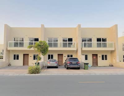 Warsan Village | 3 Bed + Maid Single Row Villa | 74k 4 Chqs