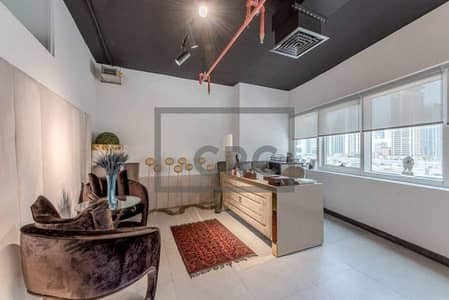 Office for Sale in Jumeirah Lake Towers (JLT), Dubai - Low Floor | Fitted | Open To Offers