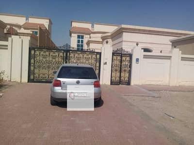 6 Bedroom Villa for Rent in Between Two Bridges (Bain Al Jessrain), Abu Dhabi - Magnificent villa with swimming pool