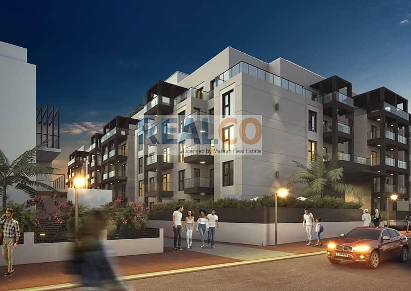 17 BRAND NEW | Luxurious 1BR W/Balcony | Hyati Avenue