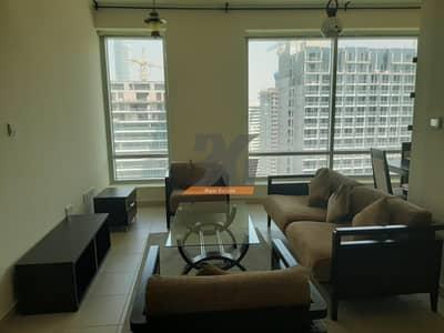 Furnished 1 Bedroom I Vacant |  Burj Views