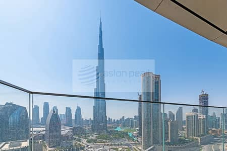Ultra Luxury |  3 BR+Maid | 360 Burj Khalifa View