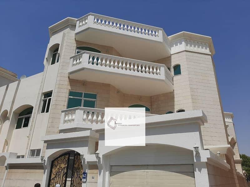 wonderful villa with balcony