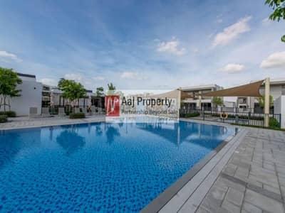 3 Bedroom Villa for Rent in Dubai Hills Estate, Dubai -  Single Row