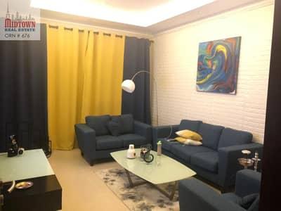 فلیٹ 2 غرفة نوم للبيع في الورسان، دبي - FULLY  FURNISHED | POOL VIEW  |  2 BEDROOM| UPGRADED FOR SALE IN WARSAN 4