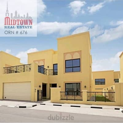 فیلا 4 غرف نوم للايجار في ند الشبا، دبي - 1 Month Free!  4BHK + 5BR villas in NAD AL SHEBA  from AED 118750