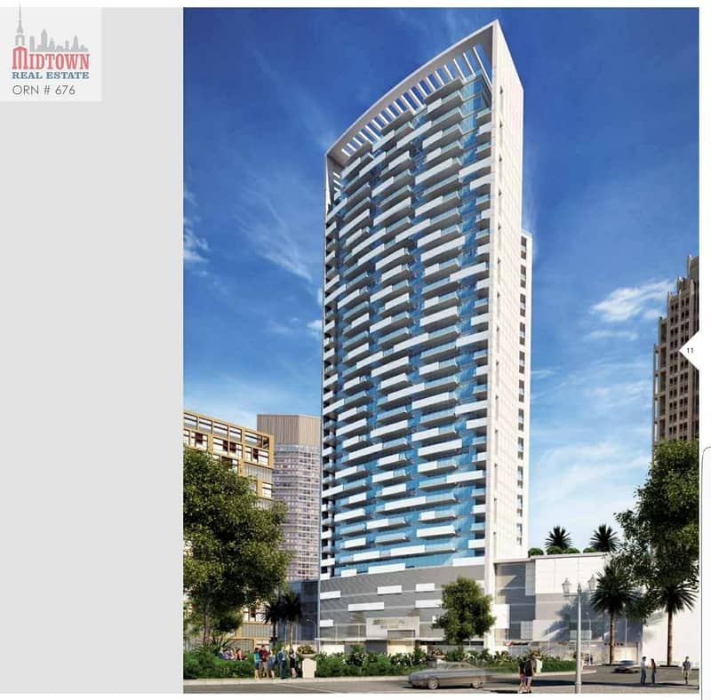 2 '50/50 payment plan! Ready to move in studio apartment available in JVT