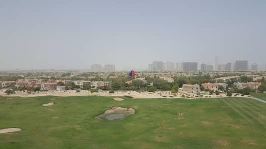 شقة 1 غرفة نوم للايجار في مدينة دبي الرياضية، دبي - HUGE 1 BEDROOM (FULLY FURNISHED) WITH GOLF VIEW