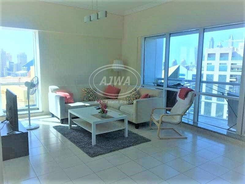 Amazing 3 beds in Lake Terrace Tower close to JLT Metro Station