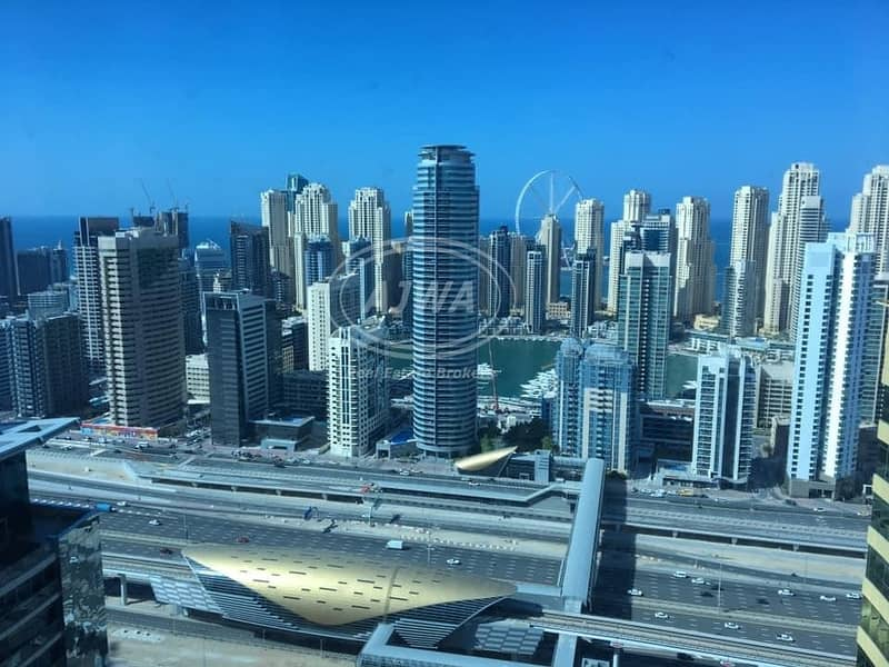 19 Amazing 3 beds in Lake Terrace Tower close to JLT Metro Station