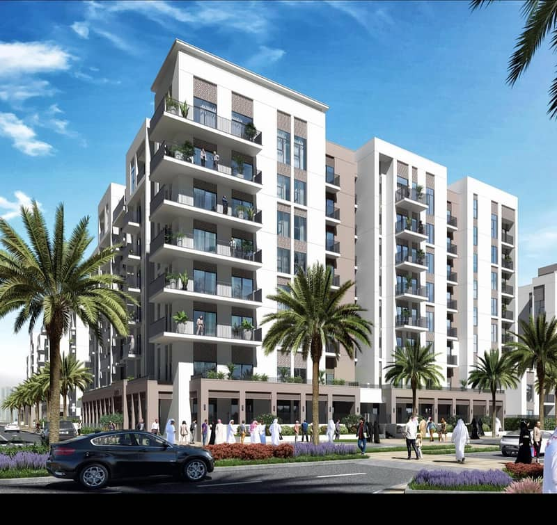 own your 1 bedroom in one of the greatest projects in Sharjah