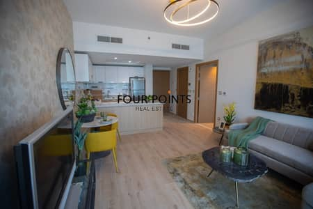 2 Bedroom Apartment for Sale in Jebel Ali, Dubai - 2 Bed room Apartment facing Sheikh Zayed Road
