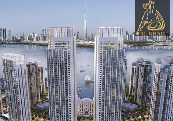10 Alluring 4BR Apartment in Creek Harbour Easy Payment Plan with Post Handover