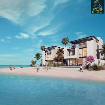Beautiful Spacious 6BR Villa for sale in Sharjah Waterfront City | Easy Payment Plan | Stunning Beach Views